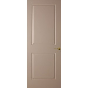 Solid internal door