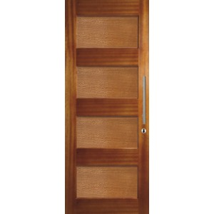 Maple 4 panel door