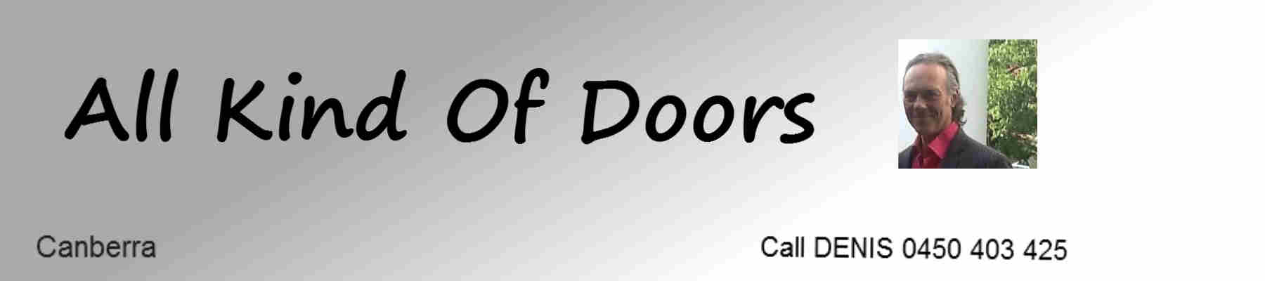 Doors Canberra