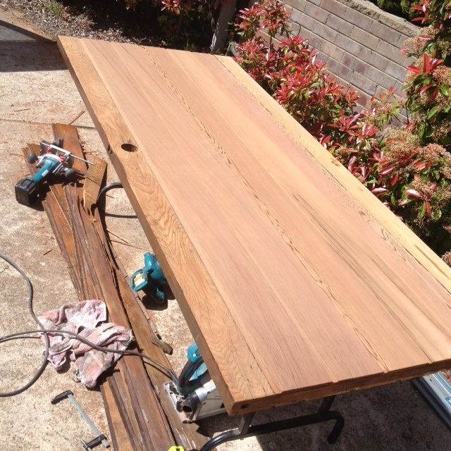 Cedar door repair ACT Canberra
